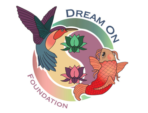 Launching the Dream On Logo