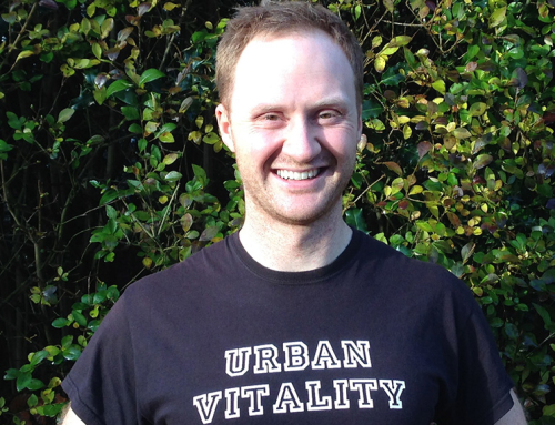 Meet John Limpus, founder of Urban Vitality – helping busy people achieve extraordinary things